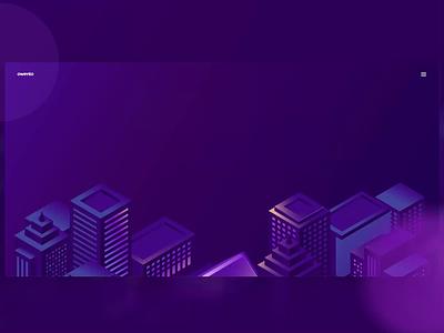 Website Design socialmedia digital designagency agency creative modern clean crypto purple dark adobe xd ux design website design webdesign 2021 owento website graphic design ui