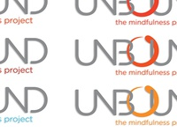 Unbound: The Mindfulness Project - Color/Layout Comps