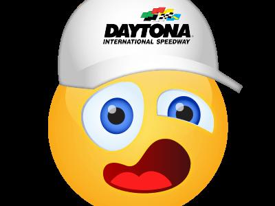 Smiley Face, Daytona 500