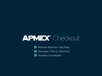 APMEX checkout