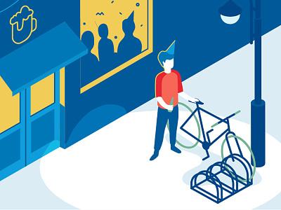 Illustration editorial colore art illustration