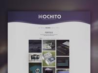 Mochito - One Page Portfolio
