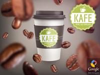 Kafe - HTML5 Coffee Shop Ad Template
