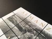Almanzo 100 Postcard
