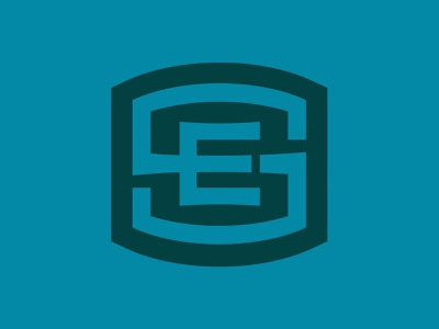 Early Phase brand logo monogram