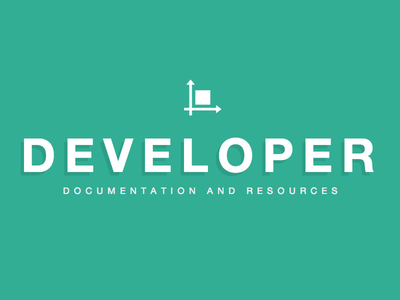 Developer API kippt flat developer api documentation page web website design flat design