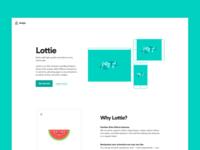 Lottie site