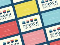 The Noun Collective - Business Cards