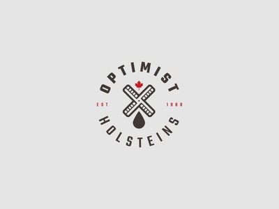 Optimist Holstein