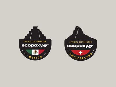 Official Distributor Badge