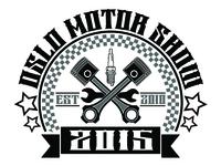 T-shirt logo for Oslo Motor Show