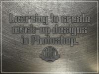 Mock-up designs.. learning!