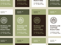 Bungalow Coffee Labels