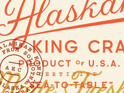 🦀 packaging badge line work typography pattern grids system lines logo branding