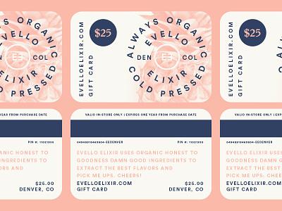 Gift Carding typography system pattern packaging logo lines illustration grids branding badge