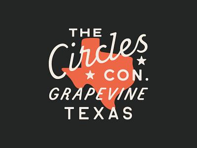 Circles badge line work typography pattern grids system lines logo branding