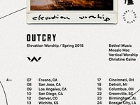 Outcry Tour