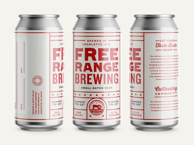 FRB Beer Cans