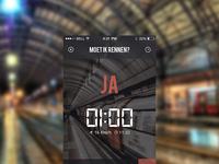 Public transport iOS7 app