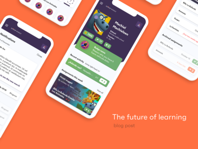Future of learning (new blog post)