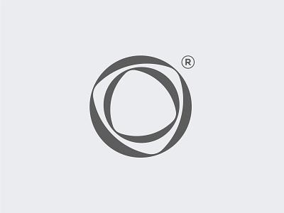 Blend symbol minimal vector icon brand mark andstudio branding symbol logo logotype
