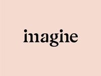 Imagine wordmark