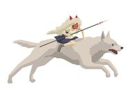 Hayao Miyazaki Festival - Princess Mononoke