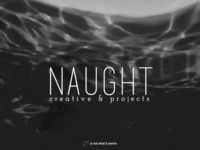 Naught - Creative & Projects Website