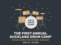 Drum Camp!