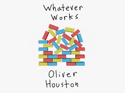 Oliver Houston Fan Art emo oliver houston typography hand drawn nathan duffy letters lettering 3d