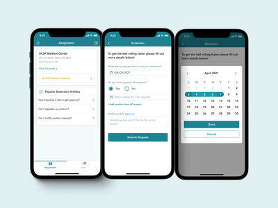 Trusted Health - Onboarding and Extensions mobile