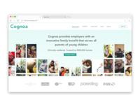 Cognoa Homepage