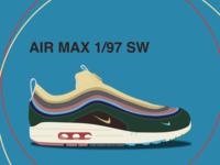 Air Max 1/97 SW