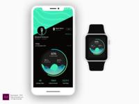 Running App Green