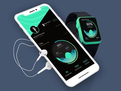 Running Tracker-Apple Watch