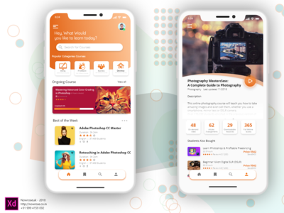 Course Mobile App