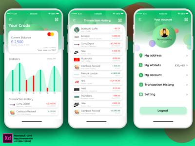 Finance App v2
