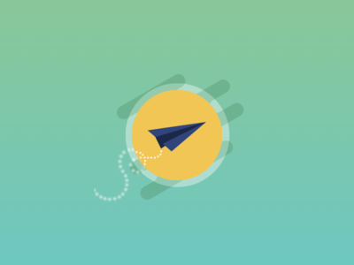 Special Delivery onboarding illustration icon ios