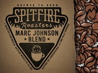 Spitfire Roasters -  Marc Johnson Blend