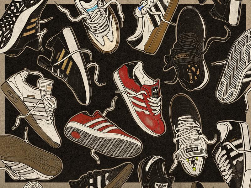 Adidas busenitz shoes2