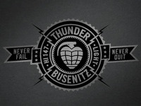 Thunder Union Badge