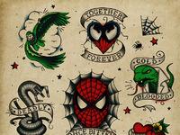 Spiderman flash big