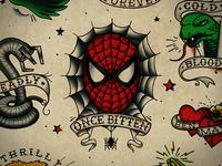 Spiderman Flash