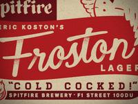 Froston Lager