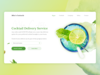 Cocktail Delivery - Hero Shot