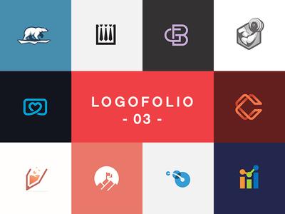 Behance Logofolio 3 logo