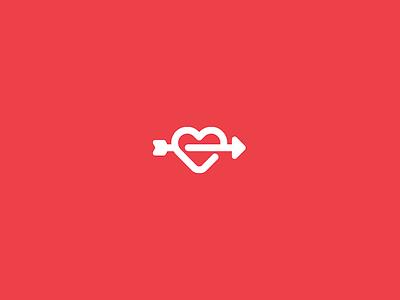 ArrowHeart logo cupid dating love play videos arrow heart