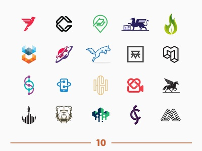 LogoLounge 10 logo selected logolounge featured book 10