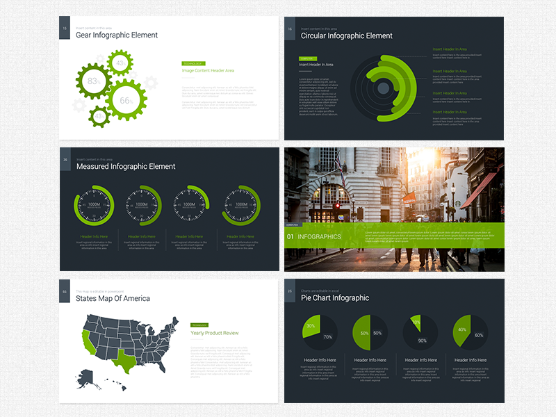 Powerpoint presentation template design by slide deck story dribbble toneelgroepblik Choice Image