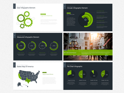 Powerpoint Presentation Template Design By Slide Deck Story Dribbble